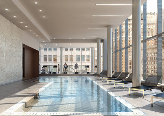 new york apartment manhattan luxurious trump world tower
