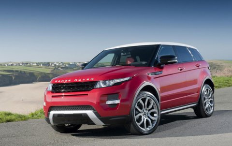 Range Rover Evoque South African Prices