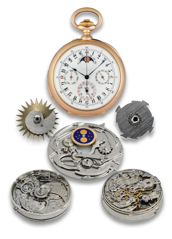Patek-Philippe--Rolex-Timepieces-at-Antiquorums-Auction-thumb-550x762