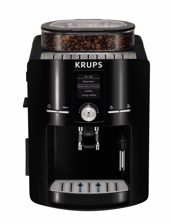 krups ea82 espresseria automatic coffee espresso machine. Black Bedroom Furniture Sets. Home Design Ideas