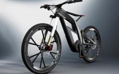 audio pedal bike