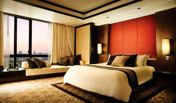 BT_Bangkok_RoomsSuites_BanyanTreeClubRoom_Bedroom