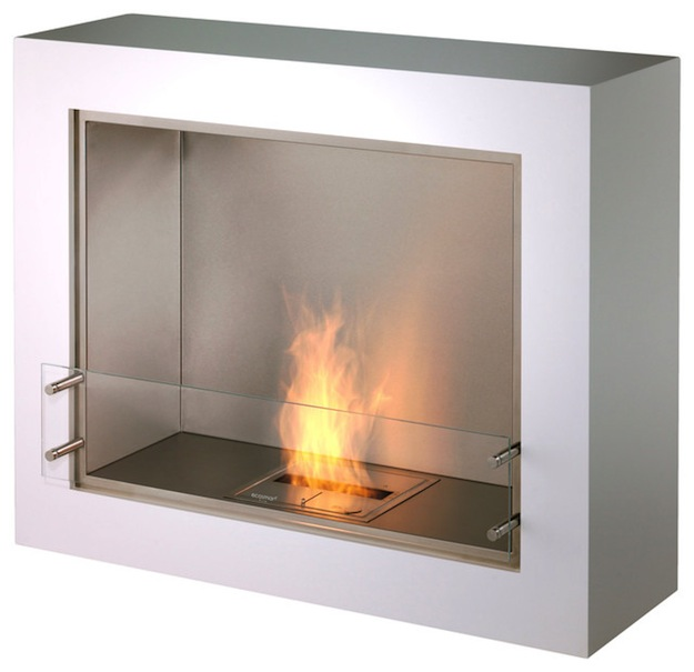 eco friendly luxury fireplaces by ecosmart fire. Black Bedroom Furniture Sets. Home Design Ideas