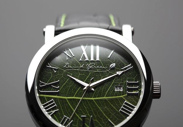David Green Timepiece 4