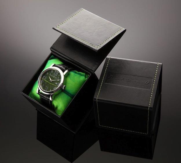 David Green Timepiece Packaging
