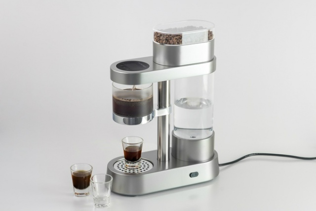 Coffee Maker Kickstarter : The Perfect Cup
