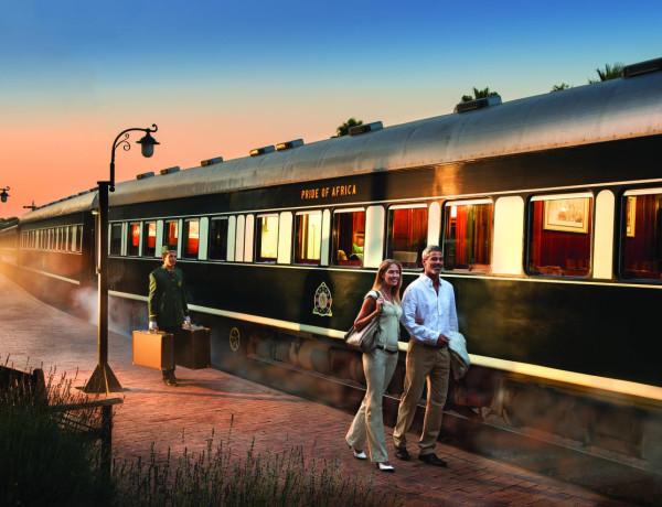 Rovos Train