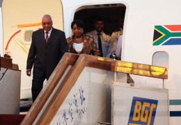 Pres. Zuma's R1.9 billion jet suspended