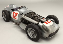 Legendary Mercedes- Benz W196 Formula 1′s record  Sale