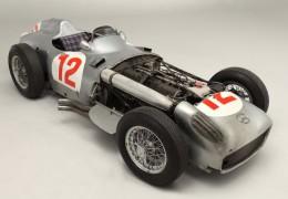 Legendary Mercedes- Benz W196 Formula 1′s record  Sale