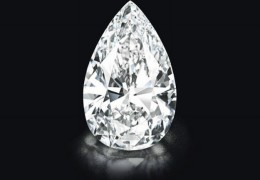 Harry Winston acquires the worlds largest flawless Diamond US$26.7 million