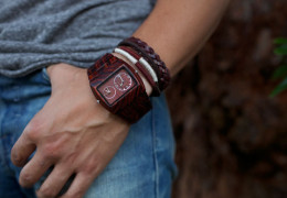 Eco Chic, WeWood Watches
