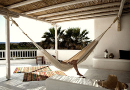 TRUE BOHEMIAN LUXURY-SAN GIORGIO MYKONOS, GREECE
