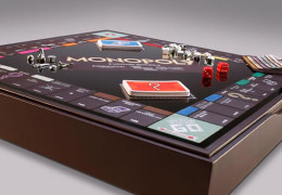 The $130 000 Bejeweled Military Monopoly