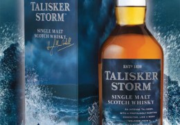 Bring on the Storm: Talisker Storm, single malt scotch whisky