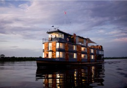 Aqua Expeditions Luxury Aqua Amazon Vessel sets sail to the Peruvian Amazon