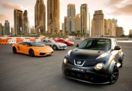 Nissan Juke-R to take on the big boys
