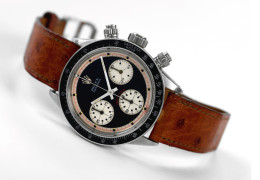Luxlife Retro Cool: Paul Newman Rolex Daytona Ref. 6263