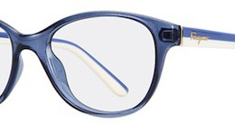 Sights on Salvatore Ferragamo's 2013 Chic Spring Eyewear Collection