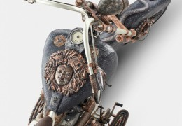 Dubbed the worlds most expensive Motorcycle, Tarhan Telli's Medusa