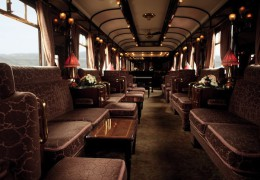 A Dressy Hotel on the Tracks, The Venice Simplon Orient- Express