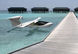 LISA Airplanes Launches the Akoya Amphibious Sports Plane