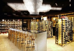 Amo Eno- Wine Bar and Shop, Hong Kong