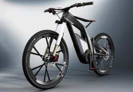 Audi to unveil prototype electric bike