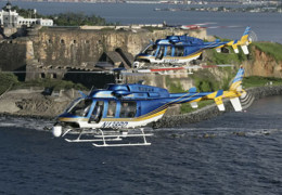 Luxlife Aviation: Bell Helicopter 407: The Sports Car of Commercial Helicopters