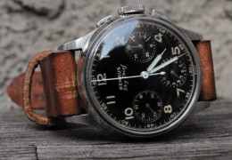 Luxlife Retro: 1940′s Benrus Sky Chief Watch