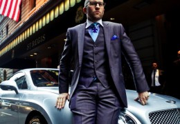 Bentley Joins Forces With St. Regis & The Luxury Collection