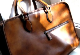 Berluti Leather Bags – classic, custom, unique…