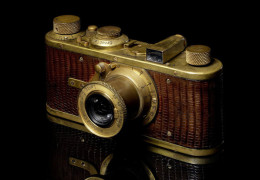 Bonhams to Hold Auction in Hong Kong for Rare Leica Cameras