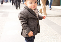 Luxlife Kids: Burberry Little Boy's Blazer