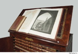 Rare Book Set On Egypt Crowns Christie's Sale In Paris