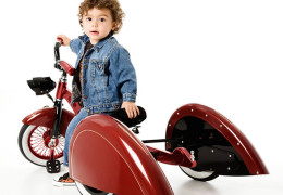 Luxlife Kids: The Enzo Trike from Kid Kustoms