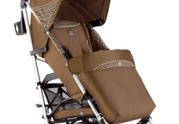 Fendi luxury baby stroller