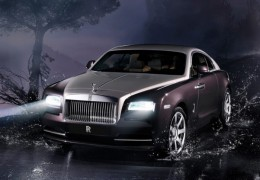 Rolls-Royce Introduces the most potent and Technologically advanced Rolls-Royce Wraith