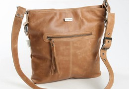 Thandana – Leather Messanger Bag