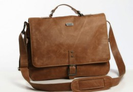 Thandana- Leather Work Satchel