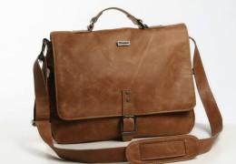 Thandana- Leather Work Satchel