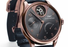 IWC Portuguese Tourbillon Mystere Limited Edition