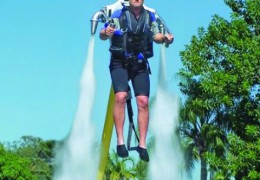 Best of Water toys: The Jetlev-Flyer