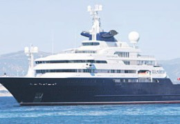 Superyacht owners to receive luxury treatment at Olympics