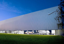 Nike Air Hangar, Oregon, USA