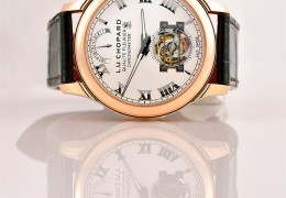 Chopard's L.U.C Triple Certification Tourbillion