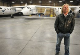 Virgin to launch space tourism in 18 months