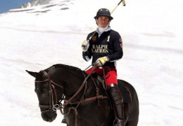 Ralph Lauren to Sponsor St. Moritz Polo World Cup on Snow