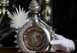 Bottle of Tequila on Auction for $3.5 Million